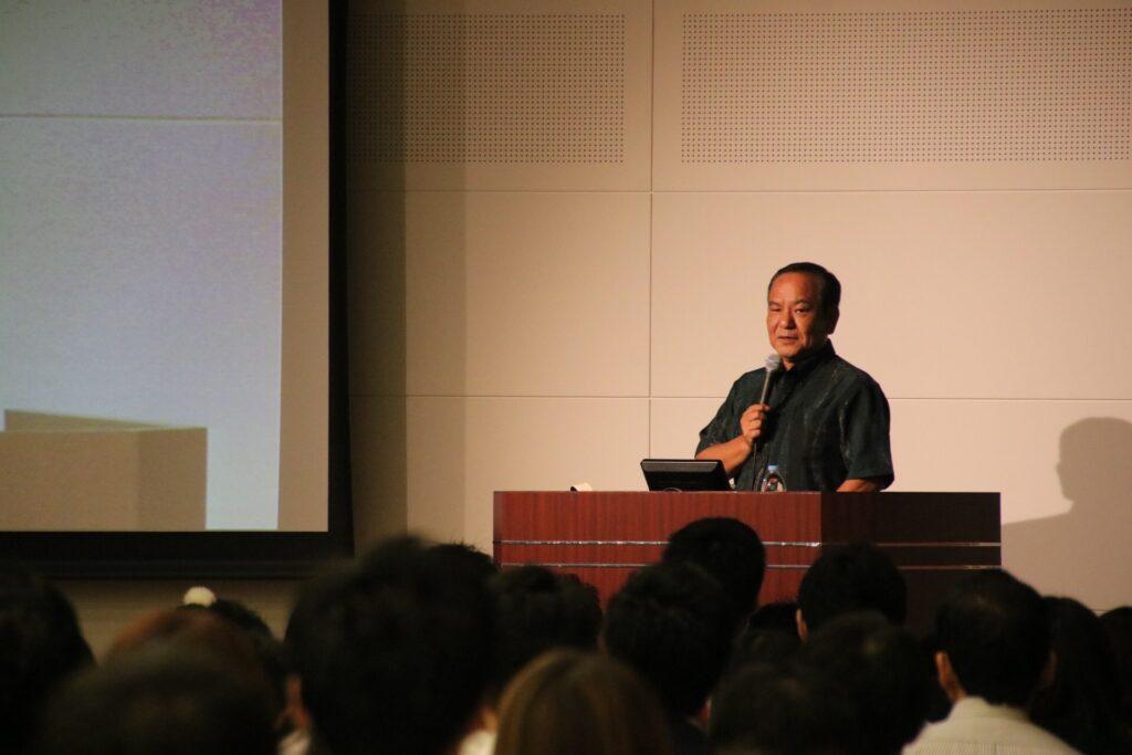 高崎圭悟プレゼンツ一般社団法人アジア支援機構代表理事池間哲郎氏講演